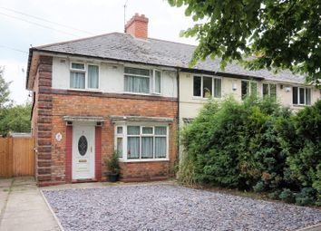 Thumbnail 3 bed end terrace house for sale in Kings Road, Kingstanding, Birmingham