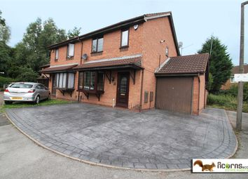Thumbnail 3 bed semi-detached house for sale in Snapdragon Drive, Walsall