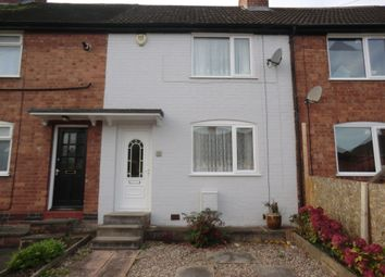 3 bed terraced house for sale in Cornwall Road, Coventry CV1
