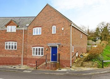 Thumbnail 3 bed end terrace house for sale in Haydon Hill Close, Charminster