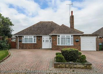 Thumbnail 2 bed detached bungalow for sale in Grange Close, Ferring, West Sussex