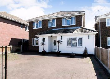 Thumbnail 5 bed detached house for sale in Furtherwick Road, Canvey Island