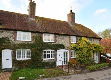 Thumbnail 1 bed terraced house for sale in The Street, Rodmell, East Sussex