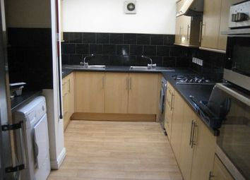 Thumbnail 5 bedroom property to rent in Fairholme Road, Withington, Manchester