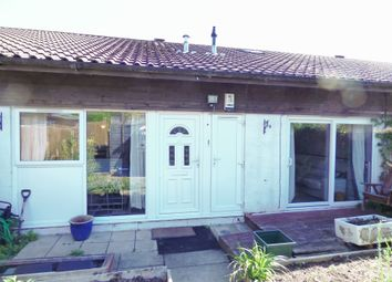 Thumbnail 3 bedroom terraced bungalow for sale in Jonathans, Coffee Hall, Milton Keynes