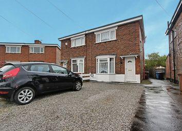 Thumbnail 3 bed semi-detached house for sale in Setting Crescent, Hull