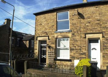Thumbnail 2 bed end terrace house for sale in Arden Street, New Mills, High Peak