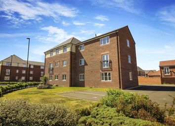 Thumbnail 2 bed flat for sale in Ridley Gardens, Shiremoor, Tyne And Wear