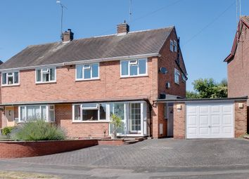 Thumbnail 4 bed semi-detached house for sale in Wordsworth Avenue, Headless Cross, Redditch