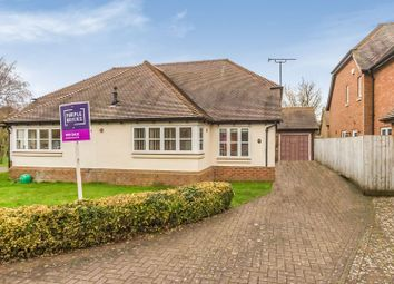 Thumbnail 2 bed detached bungalow for sale in Finches End, Walkern