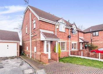 Thumbnail 3 bed semi-detached house for sale in Lords Close, Edlington, Doncaster