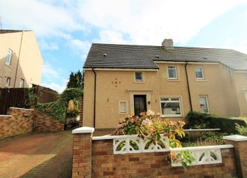 Thumbnail 3 bed semi-detached house for sale in East Avenue, Glasgow