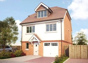 Thumbnail 4 bed detached house for sale in Bagshot Road, Knaphill, Surrey GU212Rn