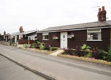 Thumbnail 2 bed bungalow for sale in Hollingwood Cresent, Chesterfield