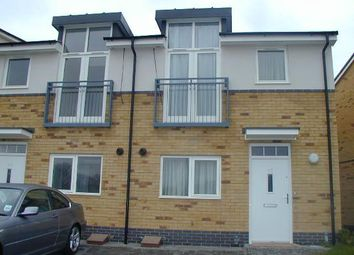 Thumbnail 3 bed detached house to rent in Brazier Crescent, Northolt