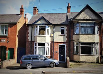Thumbnail 4 bed semi-detached house for sale in Hinckley Road, Leicester