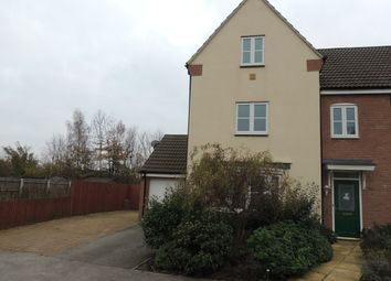 Thumbnail 4 bed semi-detached house to rent in Langridge Circle, Watlington