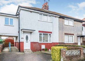 3 bed semi-detached house for sale in West Road, Filey, North Yorkshire YO14