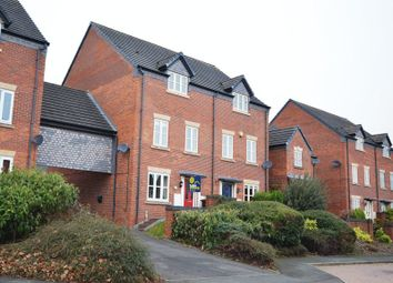 Thumbnail 3 bed town house for sale in Glendale, Lawley Village, Telford