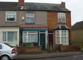 Thumbnail 2 bed terraced house to rent in Oxford Street, Rugby