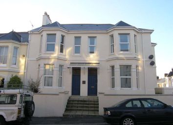Thumbnail 3 bed maisonette to rent in Hillcrest, Mannamead, Plymouth