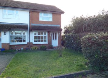 2 bed end terrace house to rent in Harvard Close, Woodley, Reading RG5