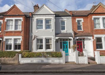 Thumbnail 4 bed terraced house for sale in Adela Avenue, New Malden