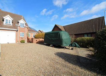 Thumbnail 3 bedroom semi-detached house for sale in Danesbower Lane, Blofield, Norwich
