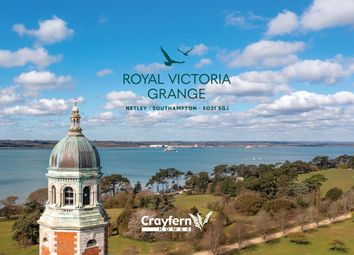 Royal Victoria Grange, Netley Abbey, Southampton SO31, south east england property