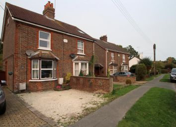 Thumbnail 4 bed semi-detached house to rent in Church Lane, Copthorne, Crawley