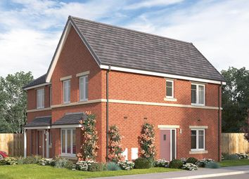 "Thumbnail 3 bed semi-detached house for sale in ""The Allerton"" at Manston Lane, Crossgates"