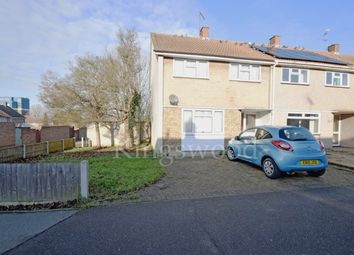 Thumbnail 3 bed end terrace house for sale in Nether Priors, Basildon