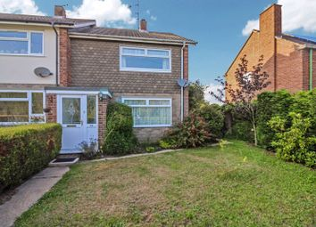 Thumbnail 2 bed end terrace house for sale in Earth Lane, Lound, Lowestoft