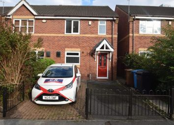 Thumbnail 2 bed semi-detached house to rent in Bridgewater Street, Salford