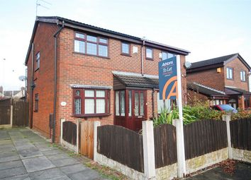 Thumbnail 2 bed semi-detached house to rent in The Crossings, Newton-Le-Willows