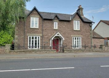 Thumbnail 5 bed detached house for sale in High Street, Aylburton, Lydney
