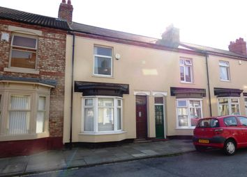 Thumbnail 2 bedroom terraced house for sale in Windsor Road, Stockton-On-Tees