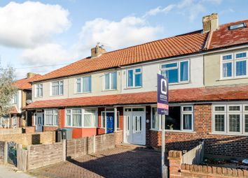 Thumbnail 3 bedroom terraced house for sale in Hunters Road, Chessington