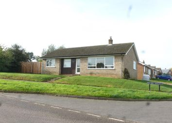 Thumbnail 3 bed bungalow to rent in High Street, Wicklewood, Wymondham