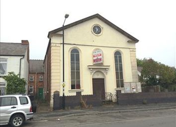 Thumbnail Commercial property for sale in Former United Reformed Church, Coleshill Road, Chapel End, Nuneaton, Warwickshire