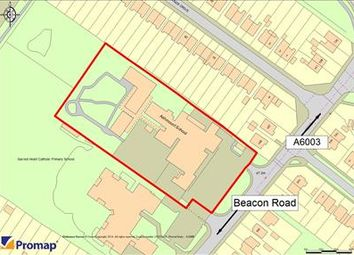 Thumbnail Leisure/hospitality for sale in Former Ashmount School, Beacon Road, Loughborough, Leicestershire