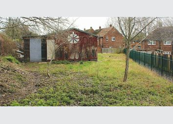 Thumbnail Land for sale in Brow Crescent, Orpington