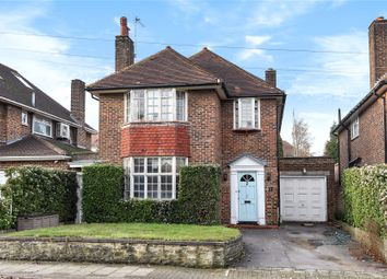 Thumbnail 4 bed detached house for sale in Little Court, West Wickham