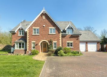 Thumbnail 5 bed detached house for sale in Station Road, Pant, Nr Oswestry
