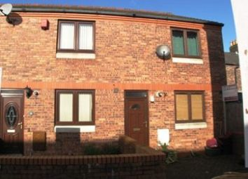 Thumbnail 3 bed terraced house to rent in Church Close, Rydal Street, Carlisle