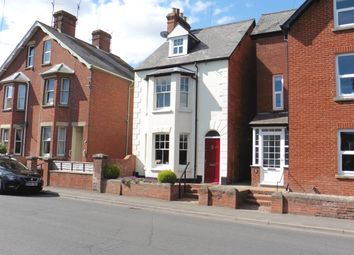 Thumbnail 4 bed detached house for sale in Shaftesbury Road, Salisbury