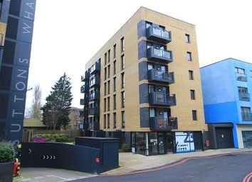 Thumbnail 1 bed flat for sale in Cotterell House, 23 Palmers Road, London, London