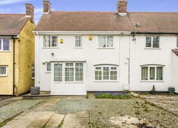 Thumbnail 3 bed semi-detached house for sale in Orkney Close, Nuneaton, Warwickshire, England