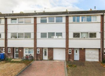 Thumbnail 4 bed town house for sale in Fielden Way, Newmarket