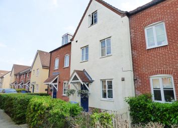 Thumbnail 3 bed town house for sale in Weatherby Road, Norwich